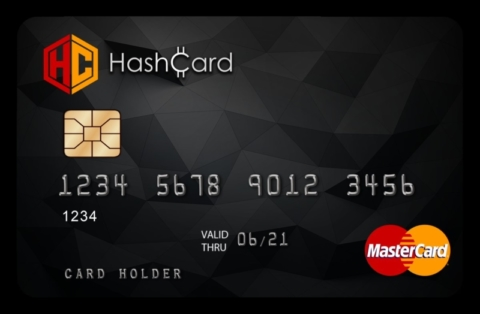 hash card