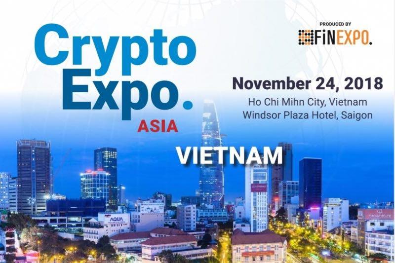 CryptoExpo Vietnam
