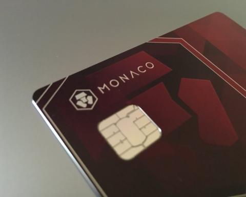 Monaco Bitcoin Debit Card