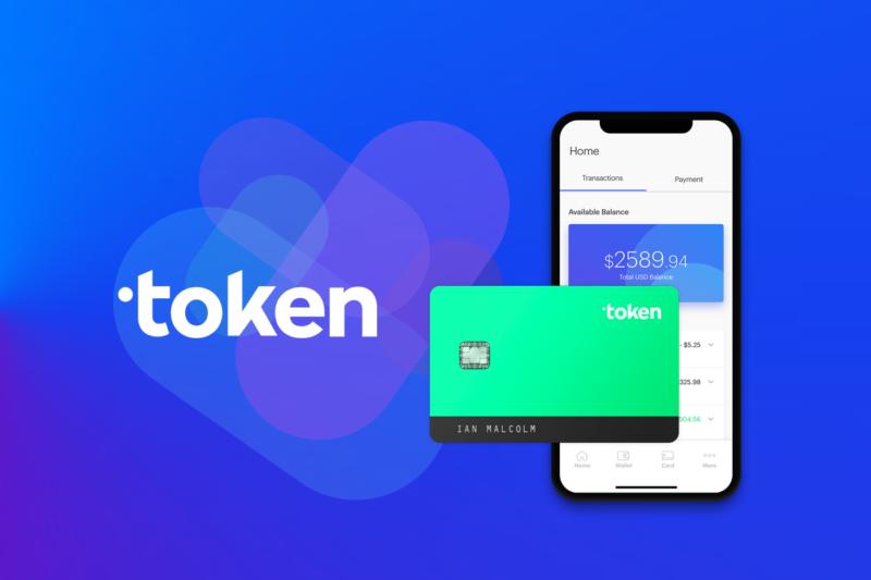 TokenCard Bitcoin Debit Card