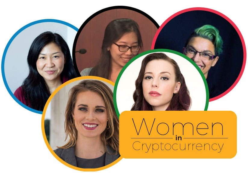 Women-in-Cryptocurrency