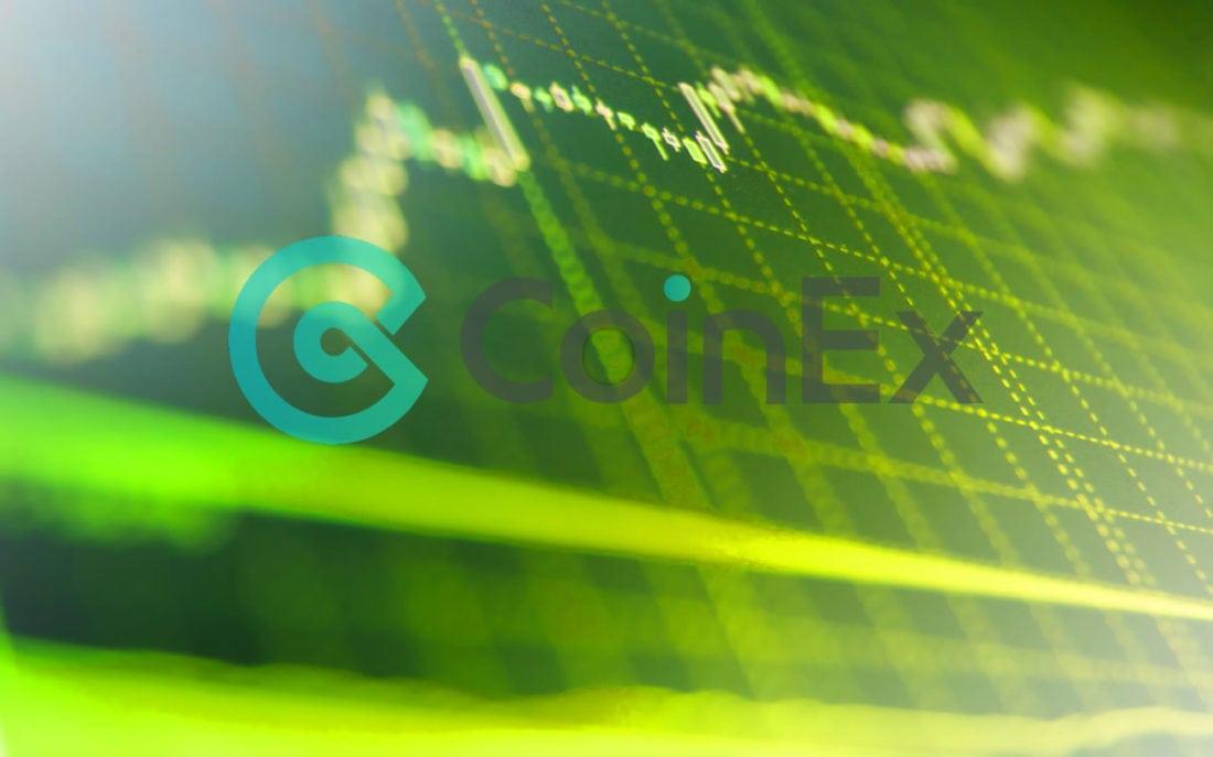 CoinEx membuat rekod