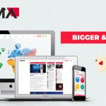 活動網站成為領先的新聞門戶