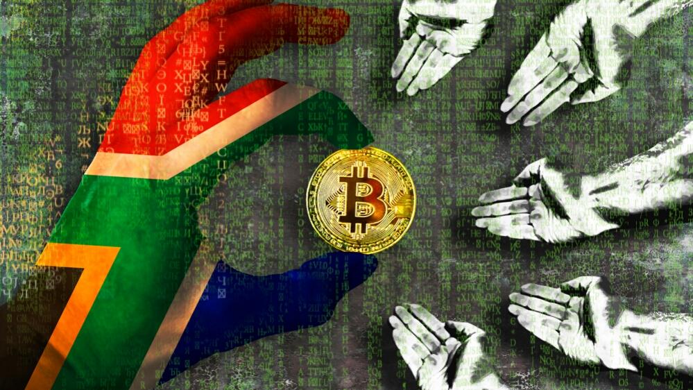 A dél-afrikai kriptot használóknak tisztában kell lenniük a kriptovaluta-csalásokkal