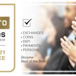 I primi Crypto Awards 2021