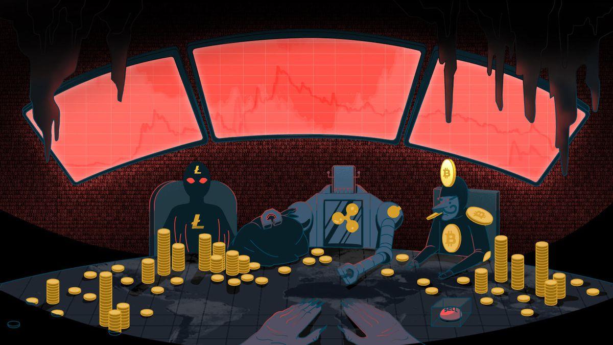डर्टी ऑनलाइन रोमांस: क्रिप्टो अपराधी पैसे के लिए 'प्यार' का व्यापार करते हैं